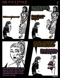 Darklings - Issue 1, Page 20 by RavynSoul