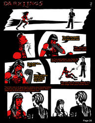 Darklings - Issue 1, Page 28 by RavynSoul
