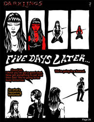 Darklings - Issue 1, Page 29 by RavynSoul