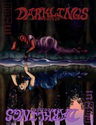 Darklings Issue 2 cover B by RavynSoul