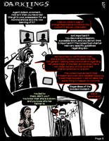 Darklings - Issue 3, Page 8 by RavynSoul