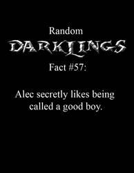 Darklings - Random Fact #57 by RavynSoul