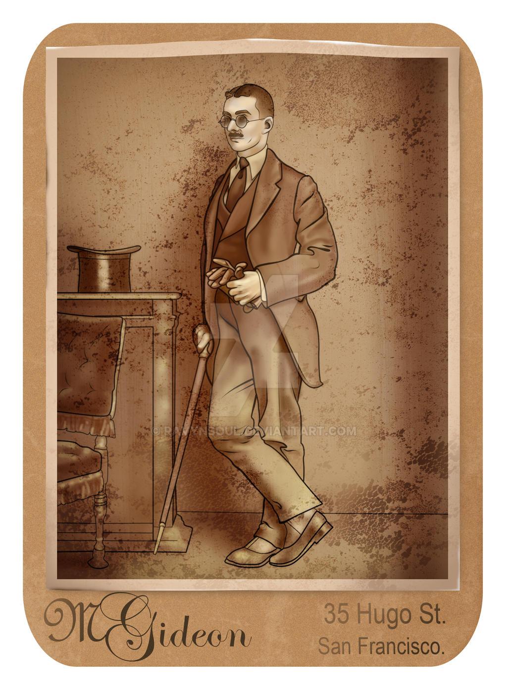 Gideon Dossier Picture