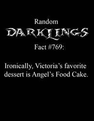 Darklings - Random Fact #769 by RavynSoul