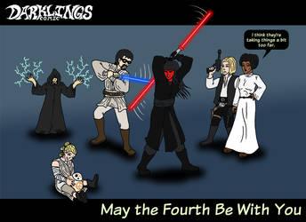 Darklings - Happy Star Wars Day 2016 by RavynSoul
