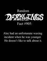 Darklings - Random Fact #905 by RavynSoul