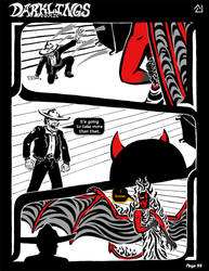 Darklings - Issue 5, Page 33 by RavynSoul