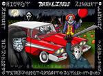 Darklings - Halloween 2017 by RavynSoul