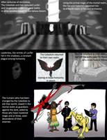 Darklings - Interval 3: The Celestial War, Part 4 by RavynSoul
