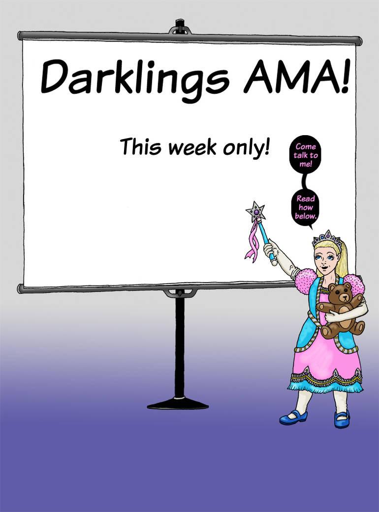 Darklings AMA by RavynSoul