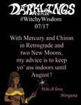 Witchy Wisdom 7-17 by RavynSoul