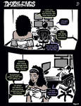 Darklings - Issue 7, Page 31 by RavynSoul