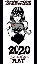 Lunar New Year 2020 by RavynSoul