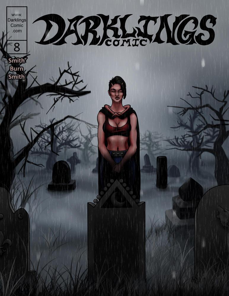 Darklings - Issue 8 -  Mortui Vivos Docent
