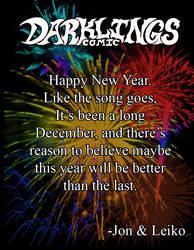 Happy New Year 2021 (hopefully) by RavynSoul