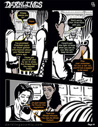 Darklings - Issue 8, Page 14 by RavynSoul