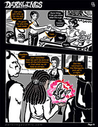 Darklings - Issue 8, Page 16 by RavynSoul