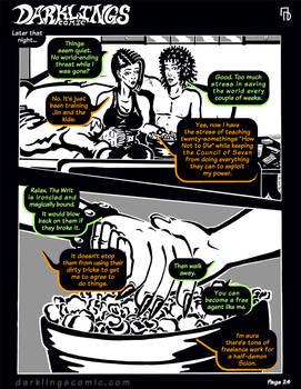 Darklings - Issue 8, Page 24