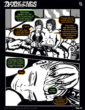 Darklings - Issue 8, Page 25
