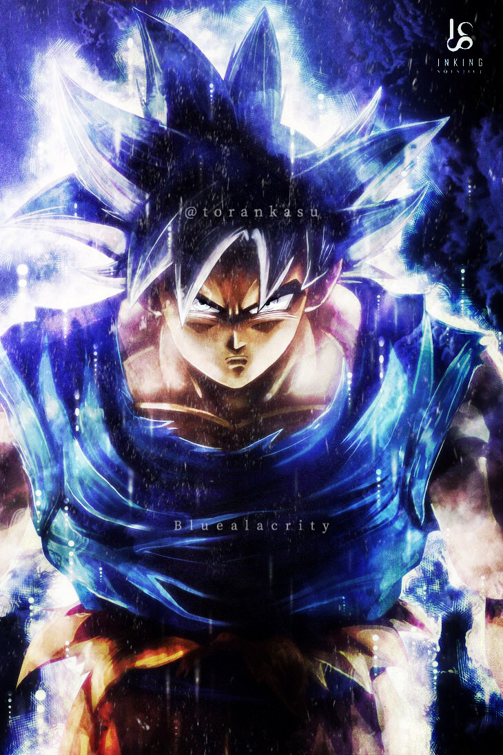 Wallpaper Hd Goku Ultra Instinct Impremedia Net