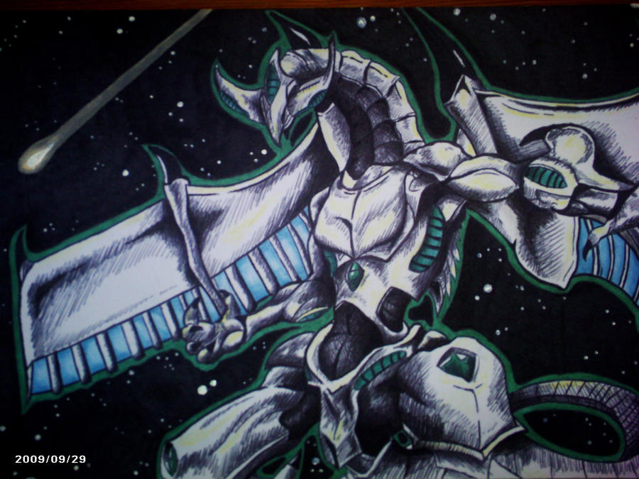 Shooting Star Dragon Mat By Yusei3214