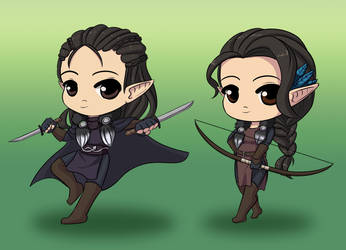 Vax and Vex by Persnicketese