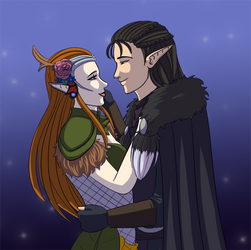 If Only In My Dreams by Persnicketese