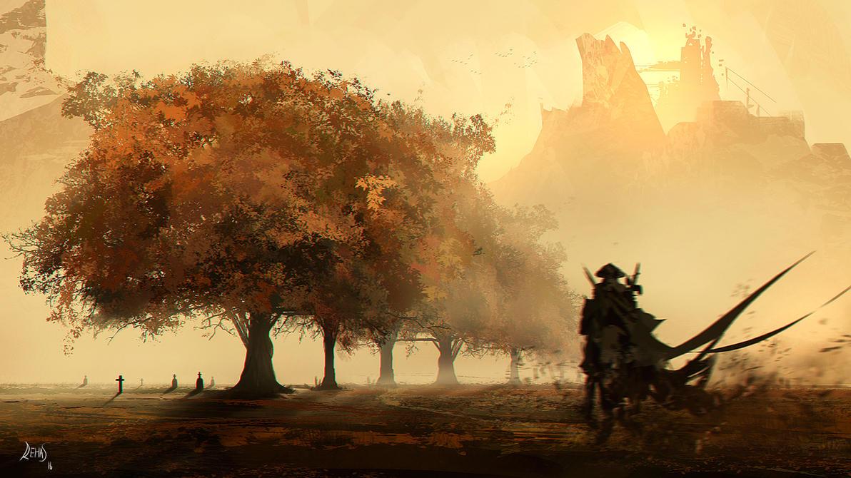 Mighty Oak by gromwulf