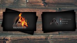 Artoliver 09 Business Cards by artoliver