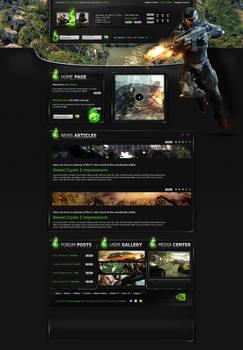 Crysis Clan Design