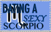 DATING A SEXY SCORPIO STAMP by SolluxCaptorLover123