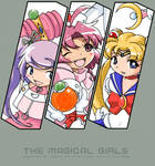 -THE MAGICAL GIRLS-