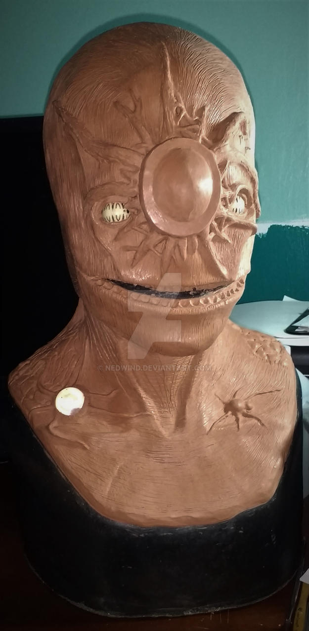 mask I'm working on by Nedwind