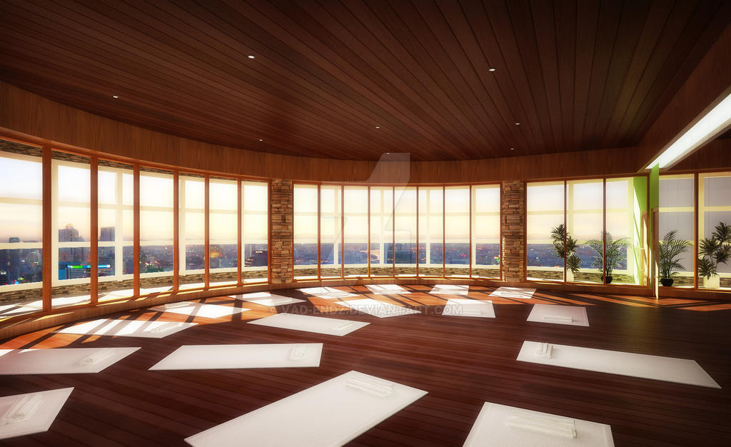 Yoga Room Design By VaD Endz On DeviantArt