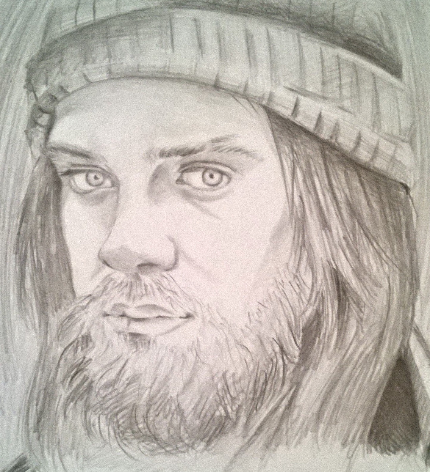The Walking Dead Paul Jesus Rovia By Alison92 On Deviantart