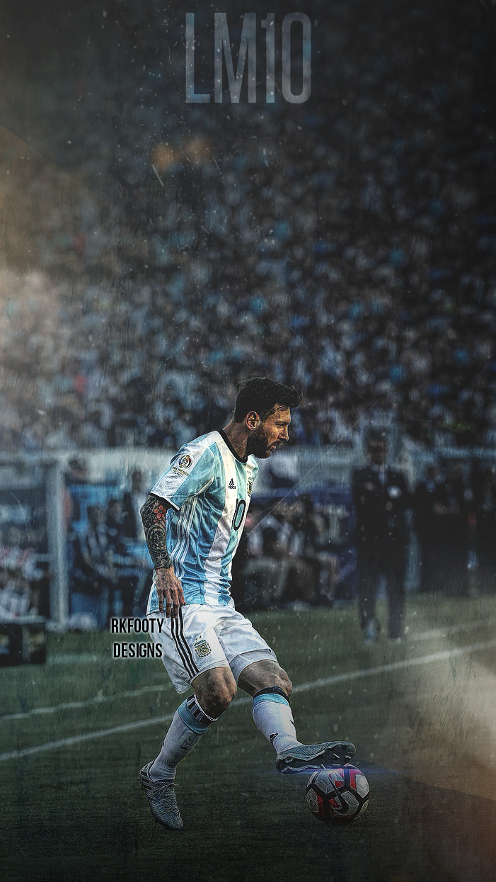 leo messi iphone wallpaper by