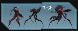 Insect alien concepts