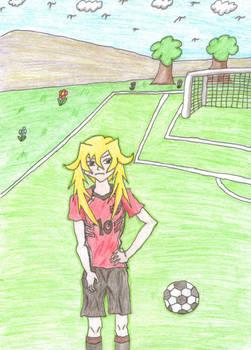 Fussball Kensuke