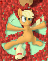 Apple Angel by ComradeFluffski