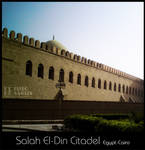 Inside Salah El-Din Citadel