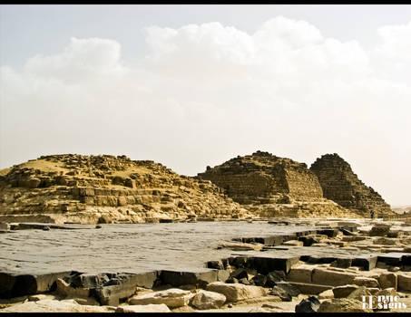 Around The Pyramids
