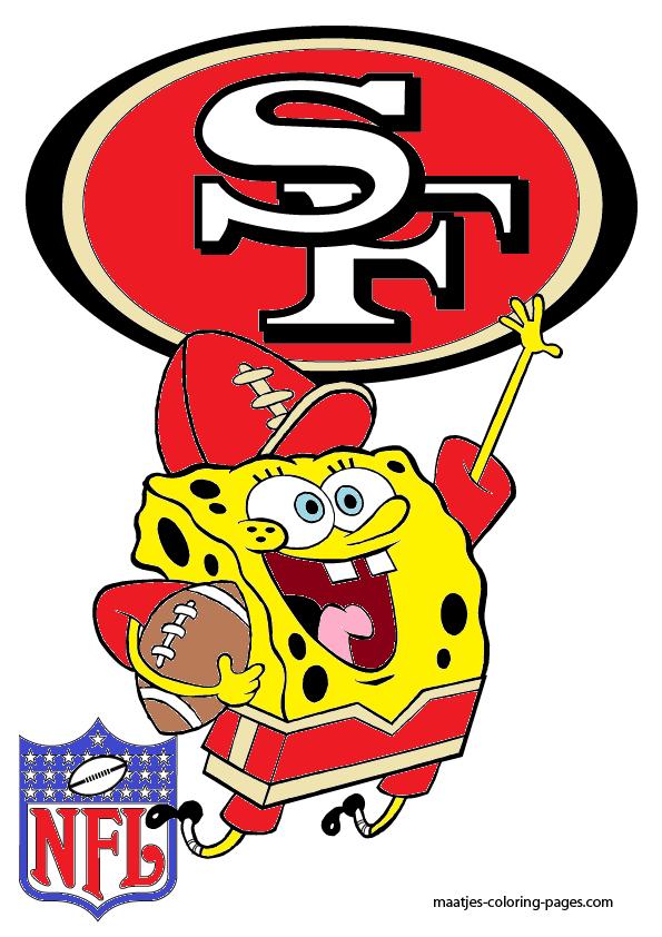 Spongebob san francisco 49ers by bubbaking on deviantart spongebob san francisco 49ers by bubbaking voltagebd Choice Image