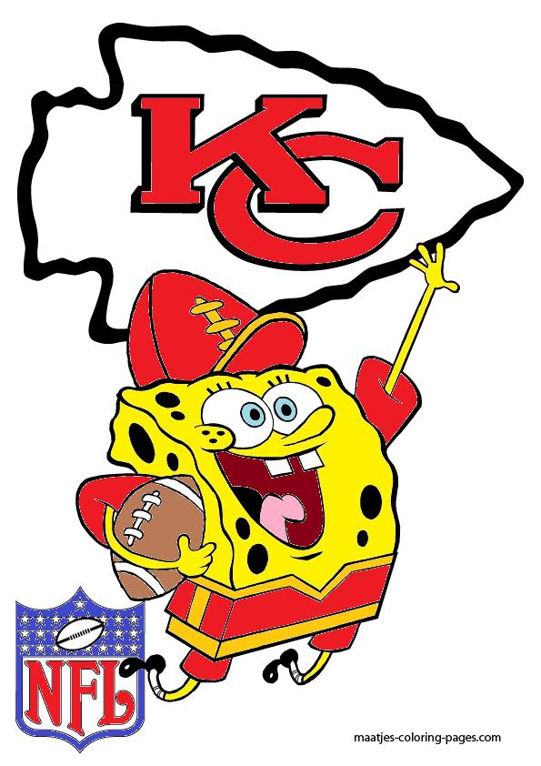 Dorable Kansas City Chiefs Coloring Pages Ornament - Printable ...