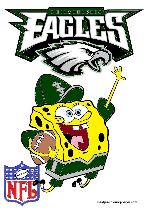 SpongeBob Philadelphia Eagles by bubbaking on DeviantArt