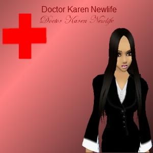 Karen Newlife The_doc____again_by_DemoonMunkay