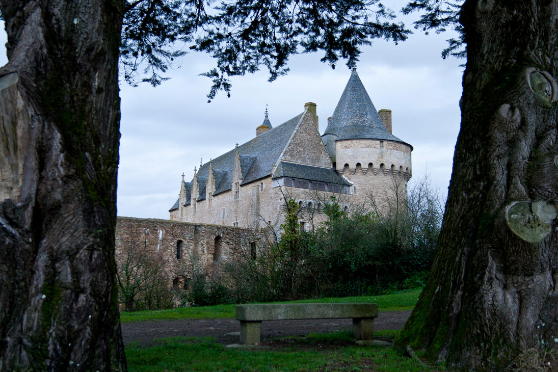 Chateau Suscinio 2 by Wess4u