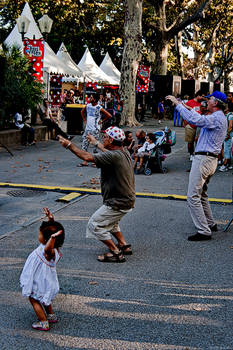Dancing in the streets MK I