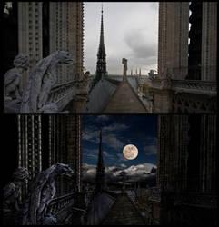 Grey Day to Bad Moon Rising