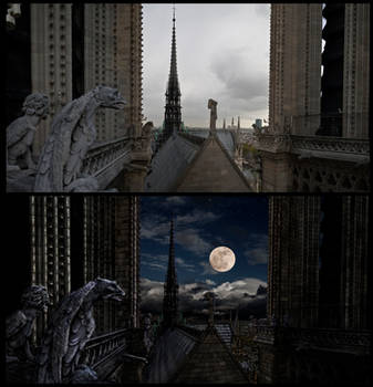 Grey Day to Bad Moon Rising by Wess4u