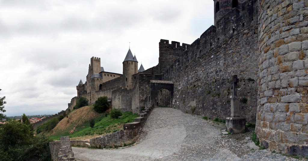 Carcassonne 01 by Wess4u